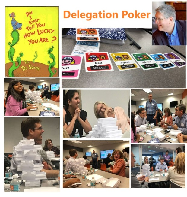 Delegation Poker Collage 2